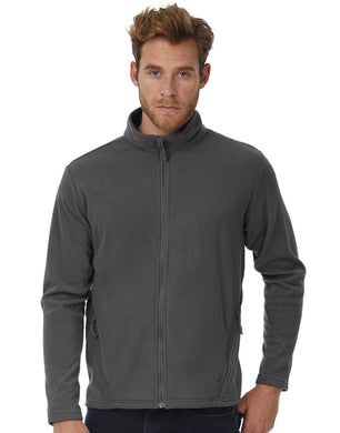 B&C Coolstar/Herren Jacke Fleece Full Zip