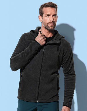 Stedman Herren Jacke Active Power Fleece