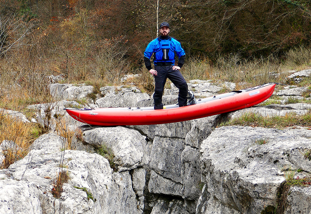 Is the Innova/Gumotex Kayak Thaya Really the Best Inflatable Kayak on the Market?