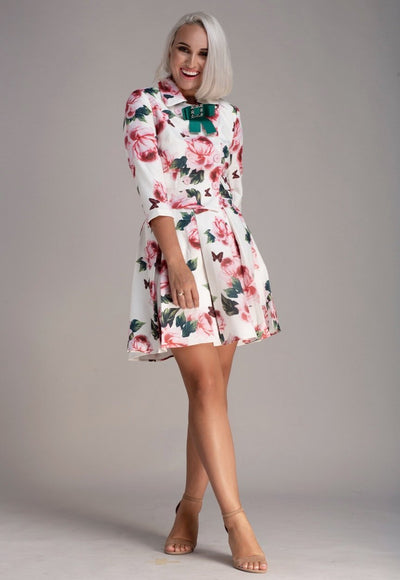 L & S Two piece Jacket and Skirt - LS Moda