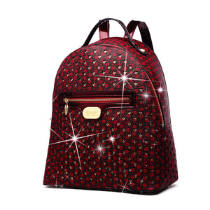 Galaxy Stars Backpack