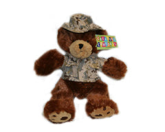 Soldier Teddy Bear