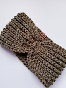 Eva Earwarmer Adult (Olive Green)