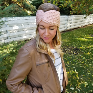 Eva Earwarmer Adult (Blush)