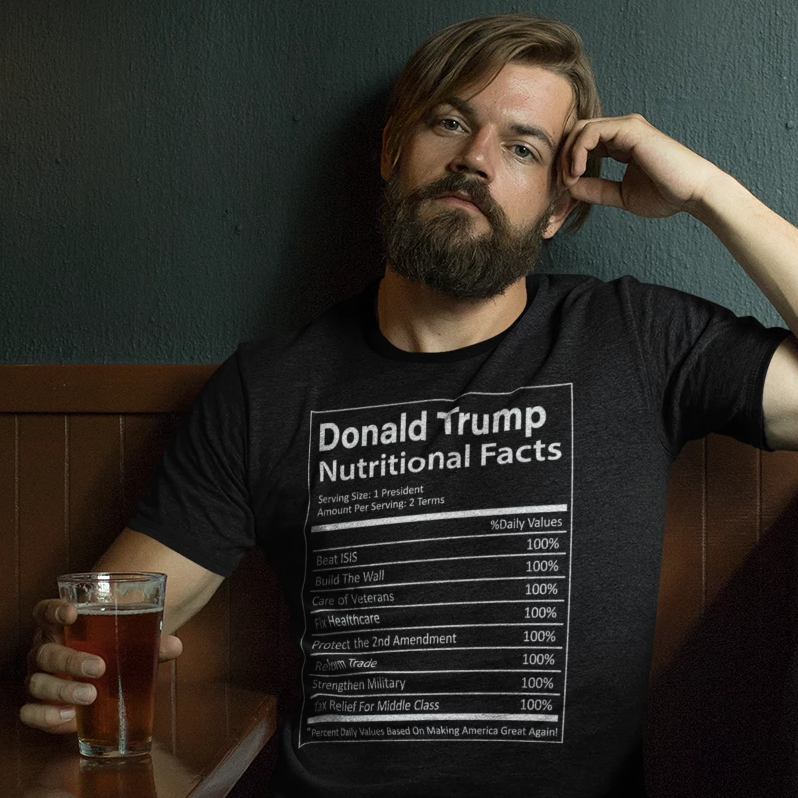 Trump Nutritional Facts