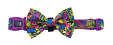 Load image into Gallery viewer, Collar w/Bow tie- KING OF GRAFFITI