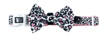 Load image into Gallery viewer, Collar w/Bow tie- WILD LOVE