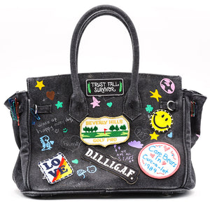 "Patch Bag - ""No No"""