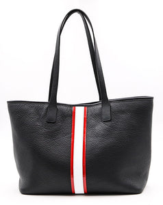 Califo Tote Red Stripe