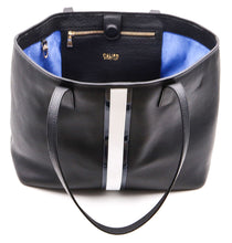 Load image into Gallery viewer, Califo Tote Navy Stripe
