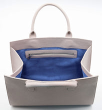 Load image into Gallery viewer, Beverly Bag - Blush with White Wallet