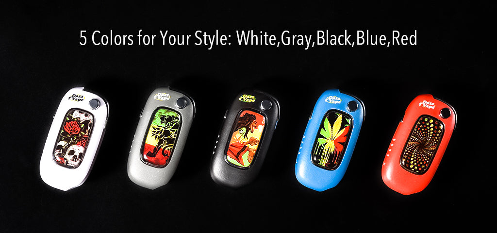 U-key oil vaporizer Colors
