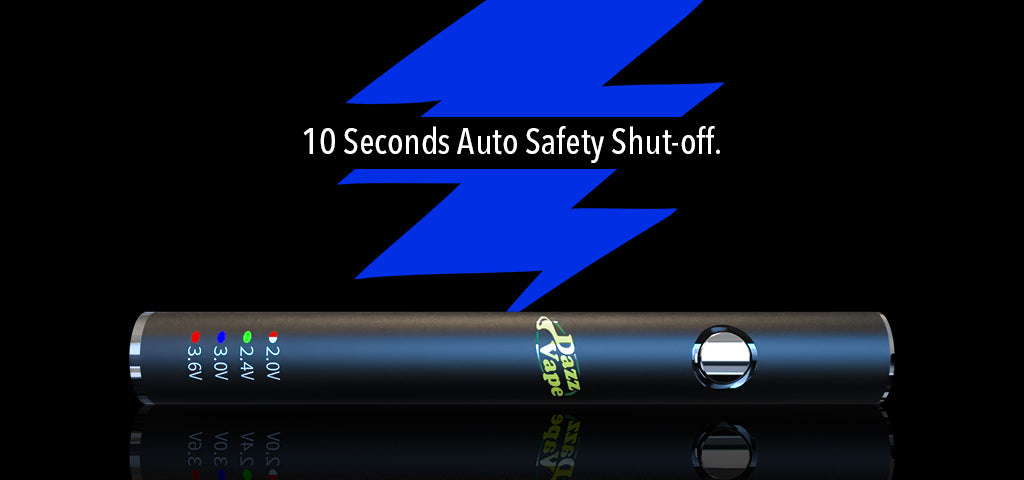Apex Puff Battery Safety Shut-off