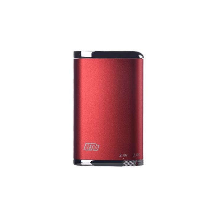 Dazzvape-RETRO-Battery-Vape-Mod-Red