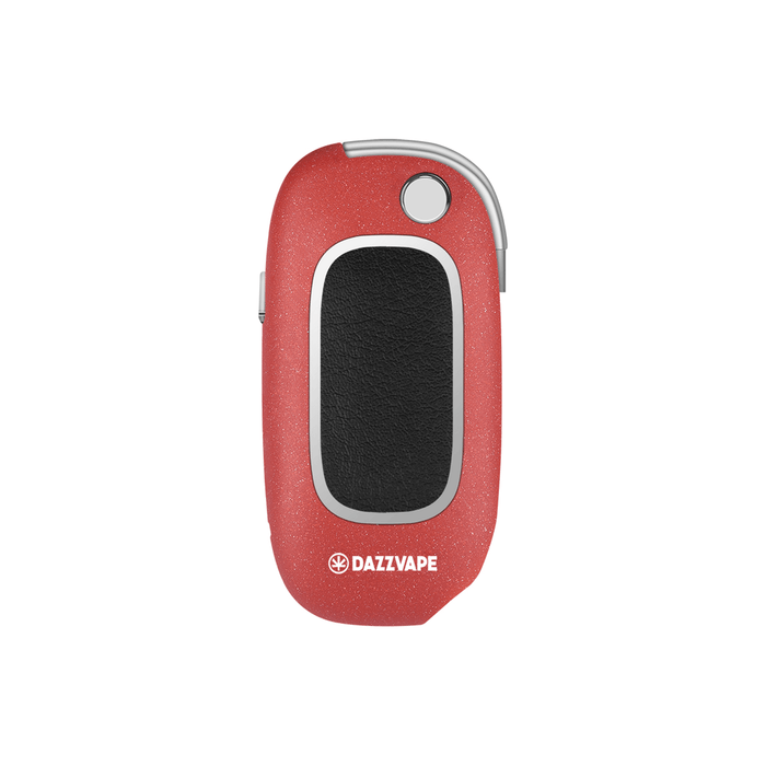 Dazzvape Ukey Battery U-Key Portable Vaporizer Red
