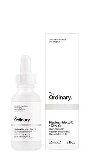 The Ordinary Niacinamide 10% + Zinc 1% 30ml