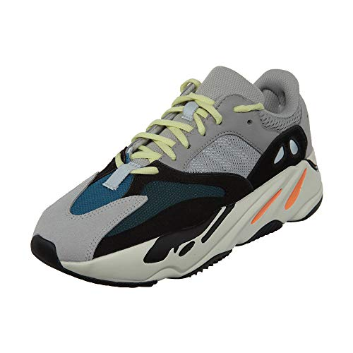 "adidas Mens Yeezy Boost 700""Wave Runner Solid Grey/Chalk White/Core Black Synthetic Size 11"
