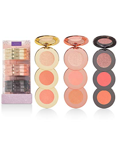 Tarte 3 PC. 9 Ways To Shine Cheek Wardrobe Set Limited Edition