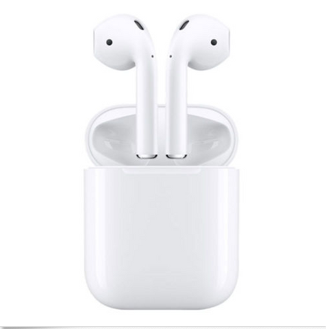 Apple AirPods Wireless Headphones with Charging Case - 1st Generation