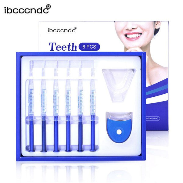 Tooth Whitening Lamp and Kit