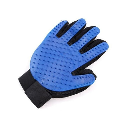 Pet Dog deShedding Tools Cleaning Glove Cat Dog Cleaning Brush Finger Silicone Glove