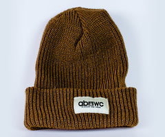 Transport Beanie - Brown