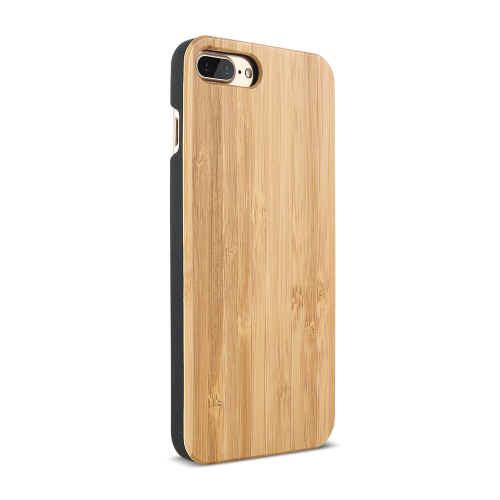 coque protection iphone bois bambou