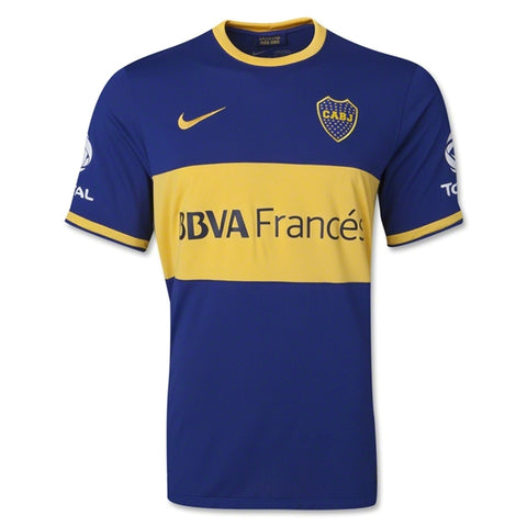 Boca Juniors Home Jersey (Season 2013/2014)