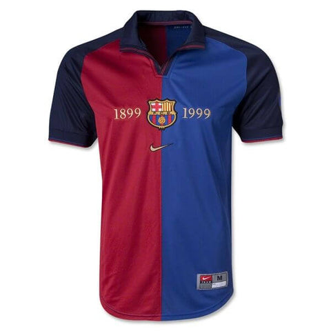 FC Barcelona 100 Years Anniversary Home Jersey