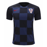 Croatia 2018 World Cup Away Jersey