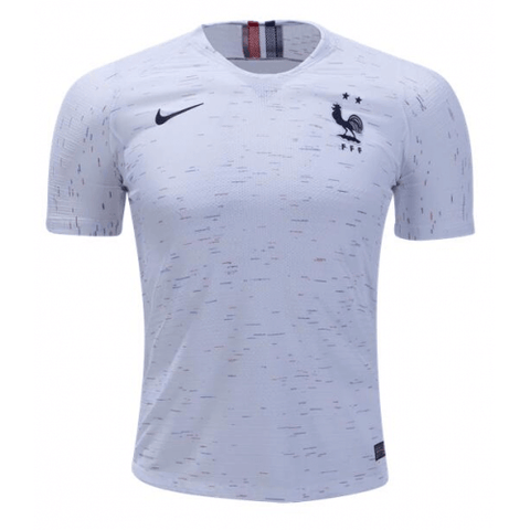 France 2018 World Cup Away Jersey (2 Stars Edition)