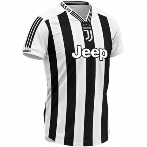 Juventus adidas White Kit by Saintetixx 2019