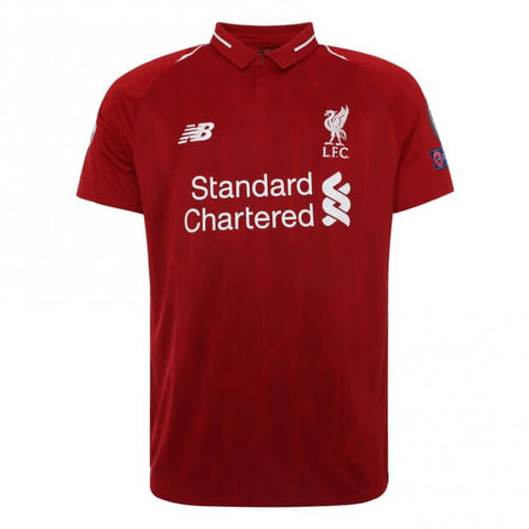 Liverpool FC Home Jersey (Season 2018/2019)