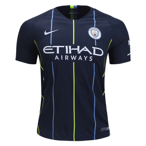 Manchester City Away Jersey (Season 2018/2019)