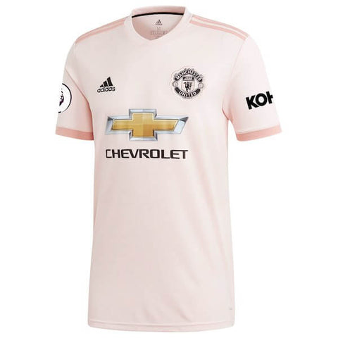 Manchester United Away Jersey (Season 2018/2019)