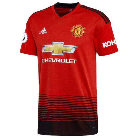 Manchester United Home Jersey (Season 2018/2019)