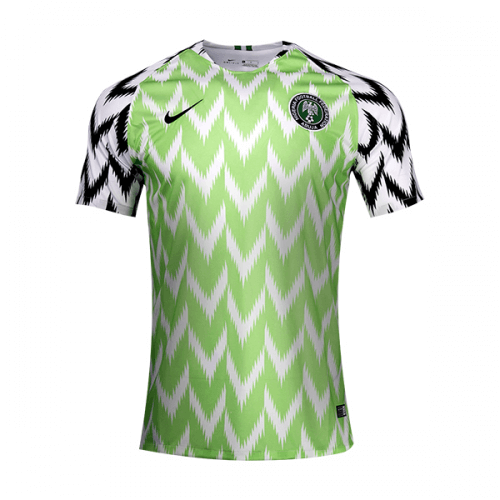 Nigeria 2018 World Cup Home Jersey – Tees for Footie 4d1bb2f0a