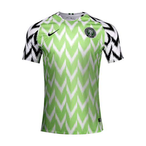 b7e46aa3120e9 Nigeria 2018 World Cup Home Jersey – Tees for Footie