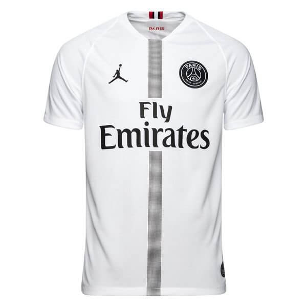 the best attitude 63890 421c5 PSG X Jordan Third Kit | Black + White (Season 2018/2019)