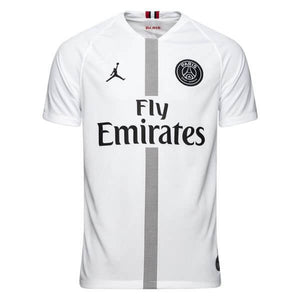 PSG X Jordan Third Kit | Black + White (Season 2018/2019)