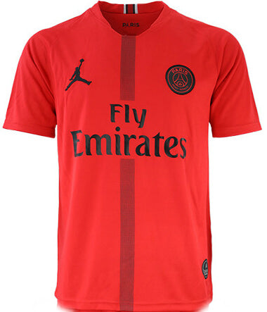 new product f2dc3 28a20 PSG X Jordan Goalkeeper Kit | Short Sleeves + Long Sleeves (Season  2018/2019)