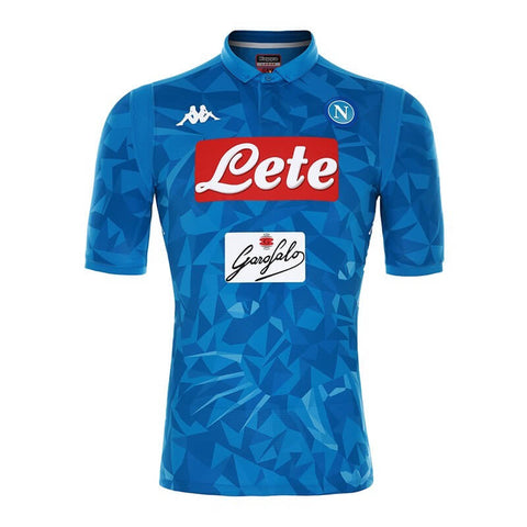 SSC Napoli Home Jersey (Season 2018/2019)