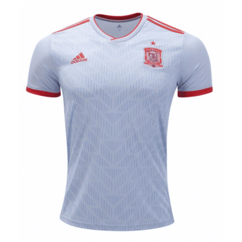 Spain 2018 World Cup Away Jersey