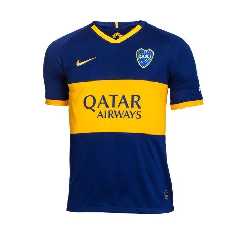 Boca Juniors Home Jersey (Season 2019/2020)