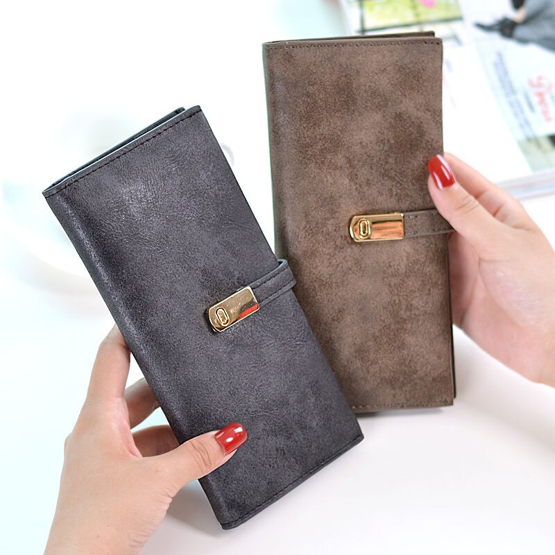 Vintage Magnetic Wallet