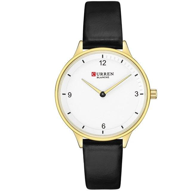 CURREN luxury style Slim women watch