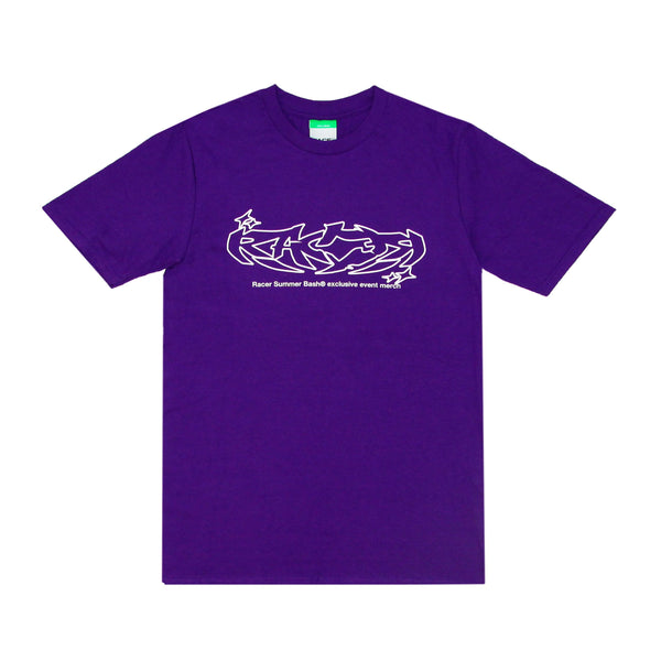 Merch T-Shirt Purple