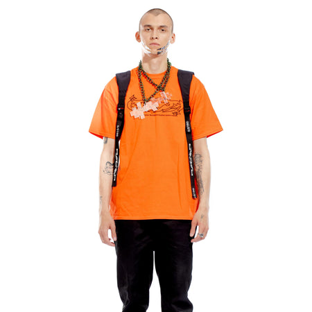 Merch T-Shirt Orange