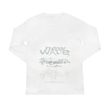 NewWave® Long Sleeve White