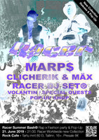 RACER SUMMER BASH® Rap and Fashion party + Pop-up